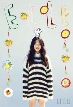 스물셋, 꿈 꾸고 삽니다! - 공승연 & 김슬기   엘르코리아(ELLE KOREA)