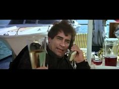 Dalton's explosive introduction in The Living Daylights