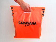 CARAVANA / packaging by IS Creative Studio. , via Behance