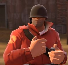 Red Soldier (Team Fortress 2)