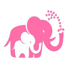 Digi-tizers Elephant Mom and Me (SVG Studio V3 JPG)  We also make shirts, vinyl decals, wall art, koozies and more! If you would like any of our designs on a different item than listed please send me a message and I will see if we can accommodate you. *Note.. if you ordered a