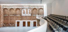 Image 1 of 28 from gallery of Blaj Cultural Palace Refurbishment / Vlad Sebastian Rusu. Photograph by Cosmin Dragomir