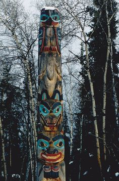 The Haida people are an indigenous people of British Columbia, Canada and British North America.
