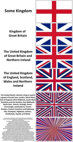 I prefer the real British Isles.