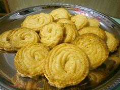 Biscotti di meliga - Ricetta piemontese