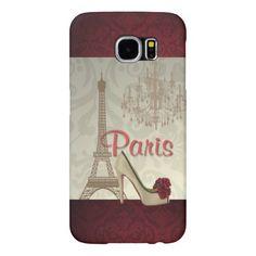 Vintage Paris Collage.
