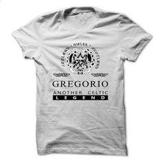 GREGORIO Collection: Celtic Legend version - #tshirt no sew #hoodie jacket. ORDER NOW => https://www.sunfrog.com/Names/GREGORIO-Collection-Celtic-Legend-version-bfocinuekf.html?68278