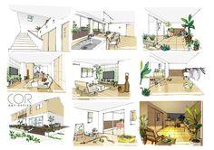 建築パース プロへのインタビュー<コル・アート・オフィス 西口浩英さん> | コラム・連載記事 | 建築パース.com