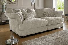 Discover exclusively designed, luxurious fabric & leather sofas, corners, chairs and footstools. Feel at home on a sofa you love with Sofology. New Living Room, Living Room Sofa, Large Sofa, Corner Sofa, Fabric Sofa, Leather Sofa, Sofa Bed, Sofas, Love Seat