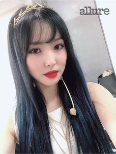 Kpop Girl Groups, Korean Girl Groups, Kpop Girls, Lazy Outfits, Casual Summer Outfits, Gfriend Yuju, Kim Ye Won, Cloud Dancer, Olivia Hye