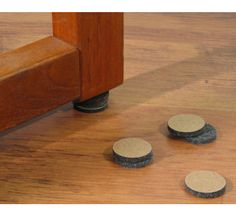 Floor Savers For Furniture To Keep Your Hardwood And Furniture Protected!