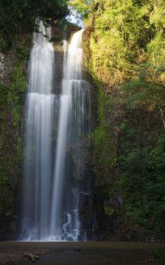 Cachoeira Waterfall, Coronel Vivida, Puerto Rico