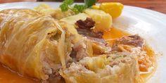 Traditional Sour cabbage rolls (Sarma) recipe   Serbian CookBook