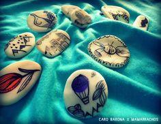 sweet. artistic pins.