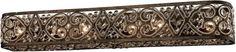 Amherst 6 Light Vanity In Antique Bronze