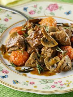 Greek Recipes, Meat Recipes, Beef, Snacks, Chicken, Cooking, Breakfast, Food Food, Magazine
