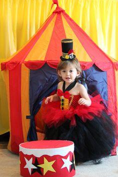 LONG Circus Ring Master Lion Tamer Carnival by MyGirlzInspirations, $58.00