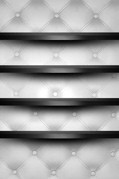 Chesterfield iPhone Shelf