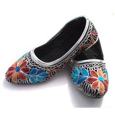 Footwear Child Hot Jaipuri Jutti Wedding Slipper Mojari Indian Rajsthani Slipper