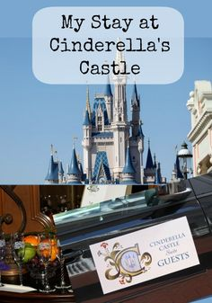 Wish this would happen to me....My stay at the Exclusive Cinderella Suite at Disney World via Totally Travel Tips #SummerInspiration #sponsored