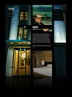 another hotel website template