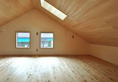 Attic Rooms, Shelters, Tiny House, Interior Decorating, New Homes, Stairs, Ceiling Lights, Lighting, Home Decor