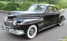 1941 Oldsmobile Series 96 Club Coupe