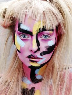 Alex Box: the Best Make-Up Artist - styleBizarre
