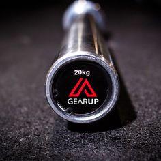 Ασφαλής χρήση των μπαρών άρσης βαρών με τα GEARUP Metal Collars