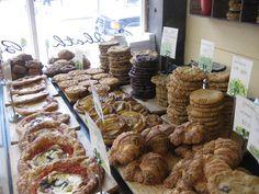 Bird Bath, City Bakery, BEST chocolate chip cookies