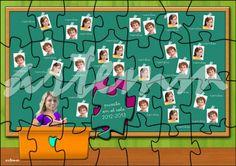 Orla Infantil Puzzle