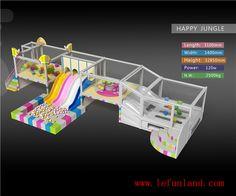 Lefunland kids indoor playground equipment  Lefunland children indoor playground equipments