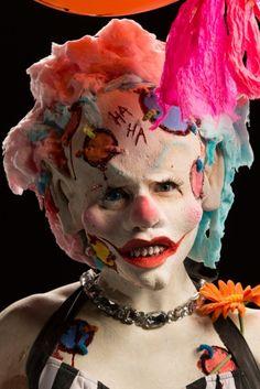 SyFy's FaceOff Season 5 - Laney's Candy Clown
