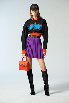 Versus Versace Pre-Fall 2018 Collection Photos - Vogue