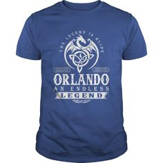 The Legend Is Alive ORLANDO An Endless Legend