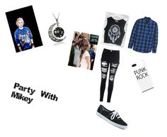 """""""For Allanah Jay Bielski"""" by analis-briseno on Polyvore featuring Glamorous and Keds"""