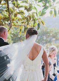 What a shot - Peter Trends real life bride Karen!