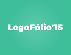 "Check out new work on my @Behance portfolio: ""LogoFólio'15"" http://be.net/gallery/31387571/LogoFolio15"
