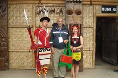 Our Bestway team member recently travelled through India and had the chance to attend the Hornbill cultural festival. Check out this photo of his awesome experience!