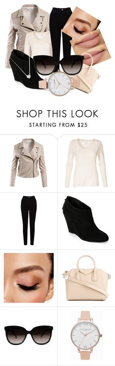 """""""Winter breeze"""" by soph156 ❤ liked on Polyvore featuring Sans Souci, EAST, Anne Klein, Avon, Givenchy, Gucci, Olivia Burton and Links of London"""