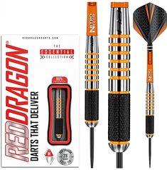 22g, 26g, 28g oder 30g Steel Darts, Best Darts, Tungsten Darts, Dart Flights, Dart Set, Diy Dog Kennel, Cool Store, Red Dragon, Stems