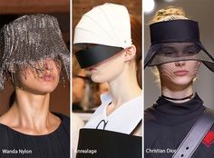 0f231fcd 38 Best Headwear Trends Spring/Summer 2017 images | Summer hair ...