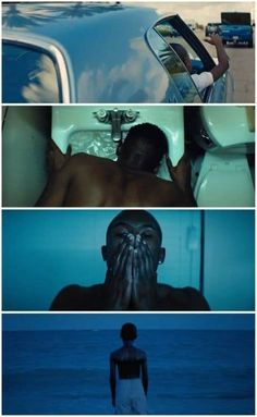 MOONLIGHT// BARRY JENKINS Cinematic Photography, Film Photography, Cinema Video, Color In Film, 7 Arts, Image Beautiful, Best Cinematography, Movie Shots, Film Studies