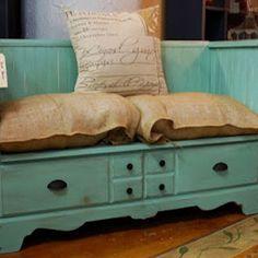 Dresser To Bench Tutorial