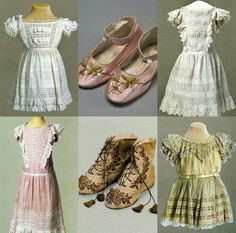 The Grand Duchess's clothes