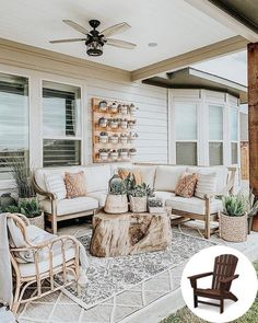 Root Outdoor Coffee Table—Arhaus - Outdoor living - Home Sweet Home Patio Design, House Design, Courtyard Design, Landscaping Design, Yard Landscaping, Garden Design, Room Deco, Diy Terrasse, Outdoor Coffee Tables