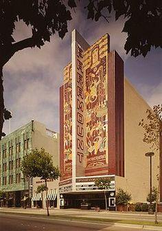 Paramount Theater, Oakland, CA.