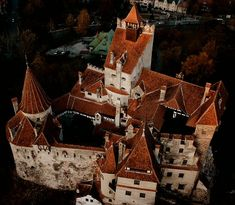 Officially known as 'Bran Castle', the site seems to be the place on which Irish novelist Bram Stoker based his 1897 Gothic novel and his famous mythical creature, Count Dracula | Romania ~  See SkyCam video: http://www.bran-castle.com/