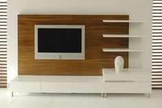 83 veces he visto estas grandes muebles minimalistas. Modern Tv Cabinet, Modern Tv Wall Units, Tv Cabinet Design, Tv Wall Design, Lcd Unit Design, Lcd Panel Design, Tv Unit Decor, Tv Wall Decor, Tv Unit Furniture Design