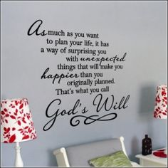 godu0027s will wall art decal kitchen and dining room christian wall decals